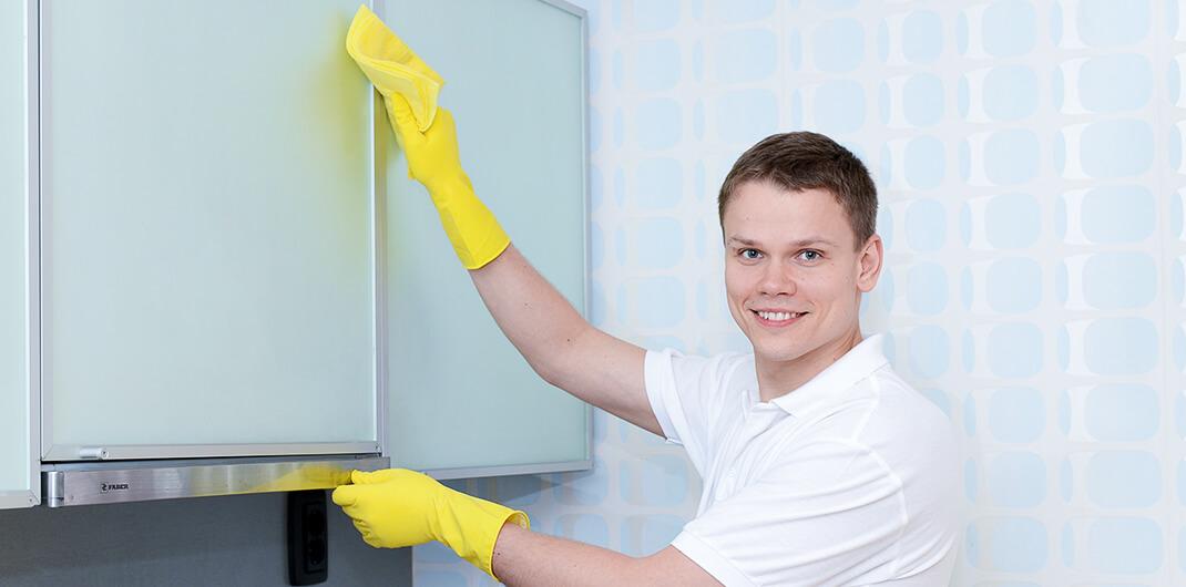 regular cleaning sydney